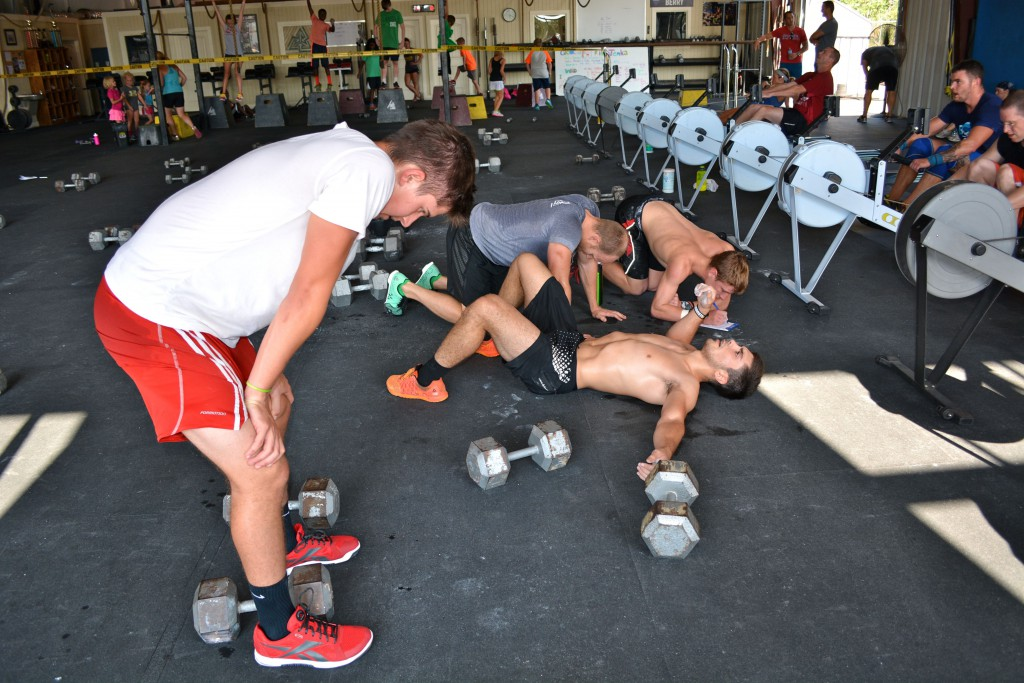 Rowing & Thrusters