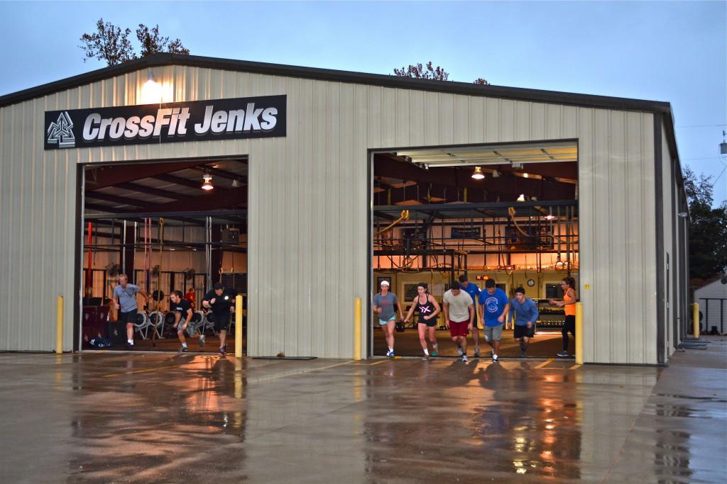 CrossFit Jenks
