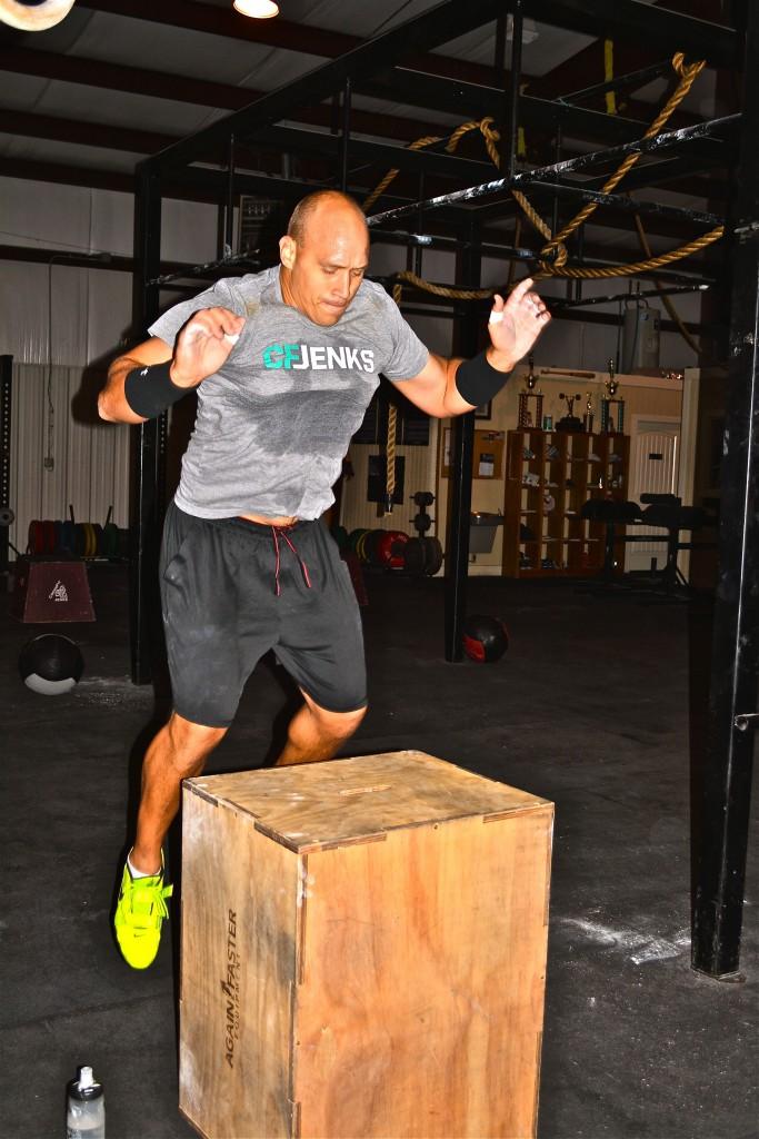 Jeremy (Box jump)