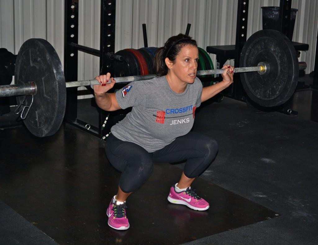 Missy (Back squat)