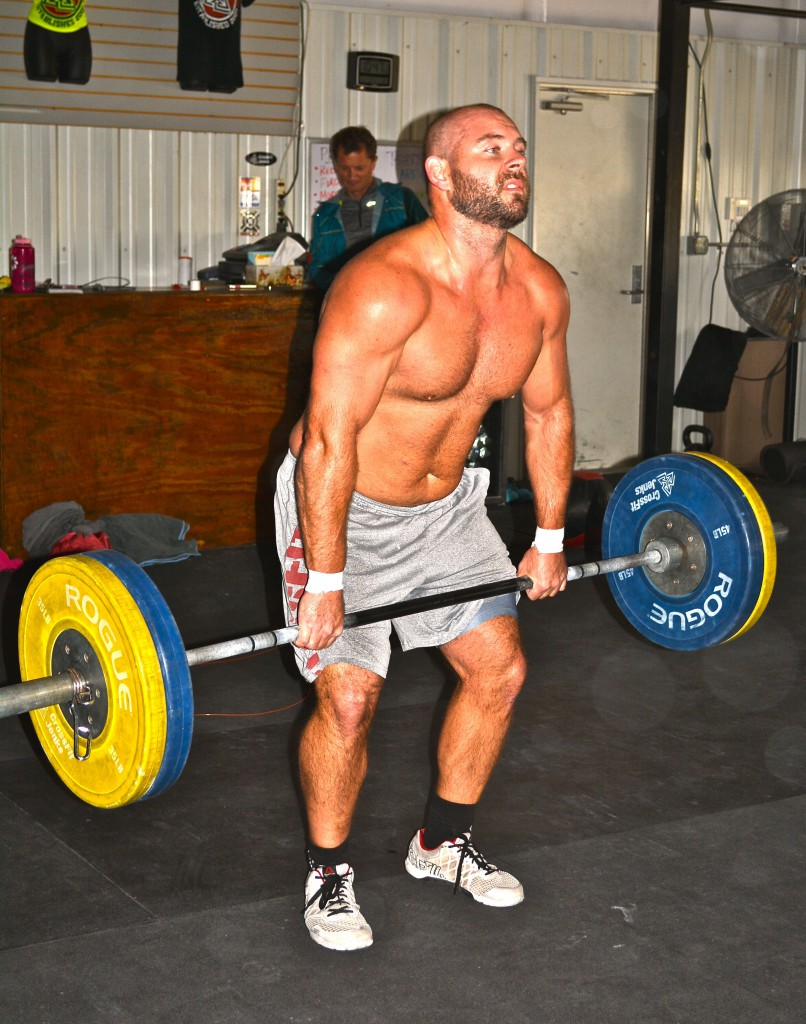 Mike (Power Clean)