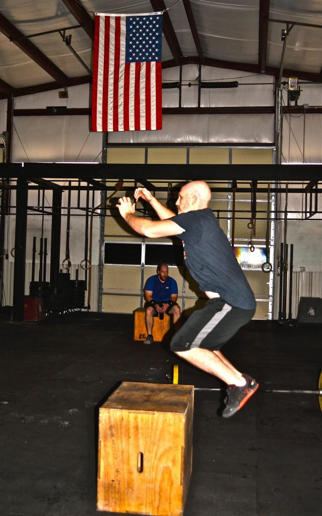 Brice (Box jump)