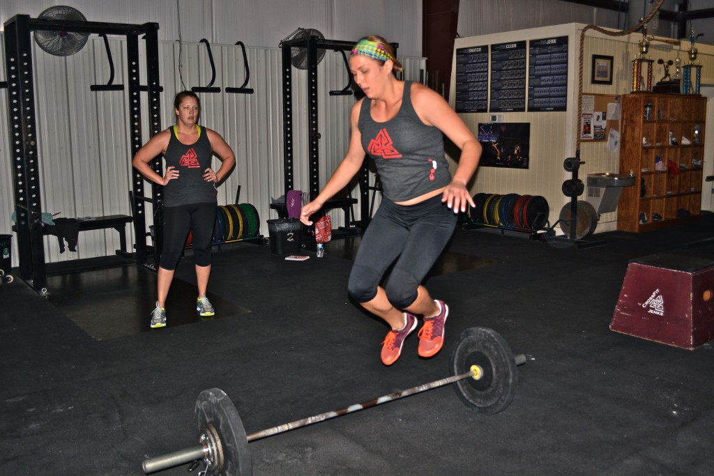 Kelby & Jennifer (Team WOD)