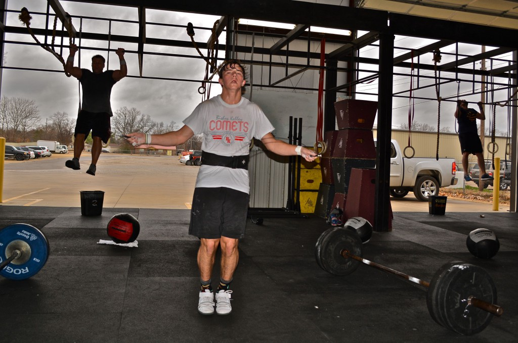 Pull-ups and DU's