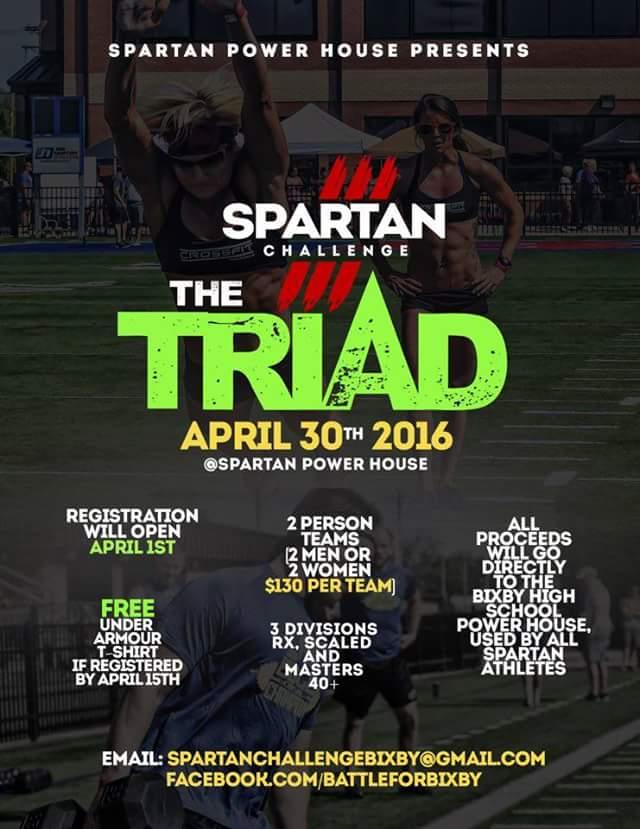 Spartan Challenge 2016