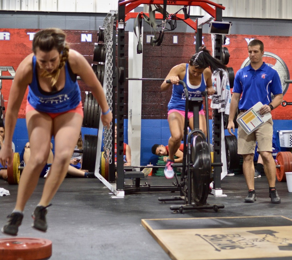 Dana & Cindi (Spartan Challenge)